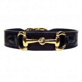 Halsband Gucci Style gold schwarz