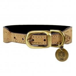 Halsband Cork natur