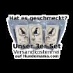 Hundemama.com Snack 3er Set Fisch  - versandkostenfrei