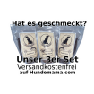 Hundemama.com Snack 3er Set  - versandkostenfrei
