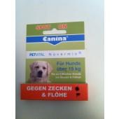 Novermin für große Hunde über 15kg